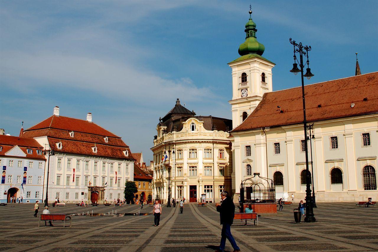 Nivel impozite imobile din proprietatea PJ si PF-  Sibiu, 2018